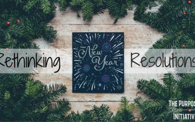 Rethinking Resolutions