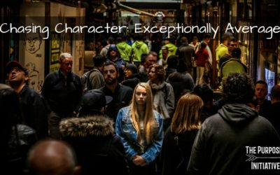 Chasing Character: Exceptionally Average