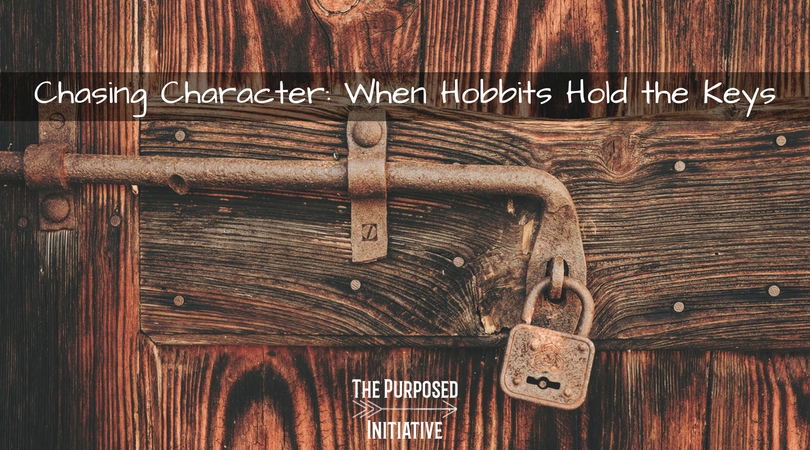 Chasing Character: When Hobbits Hold the Keys