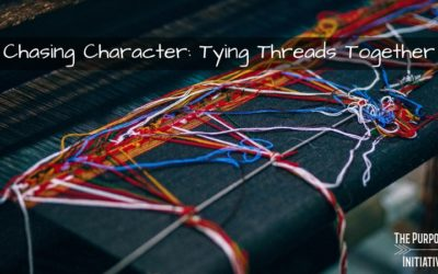 Chasing Character: Tying Threads Together